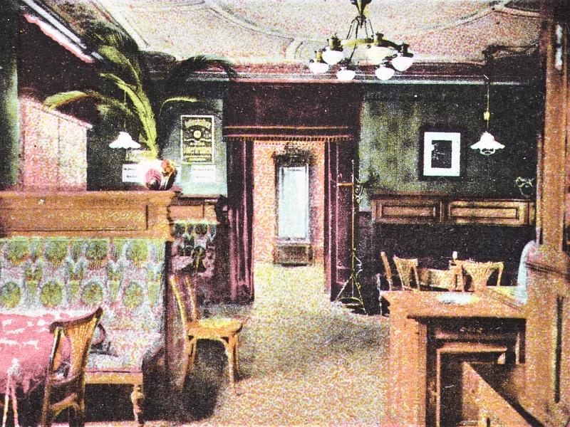 Kappeln - Central-Hotel - Restaurant (1910)