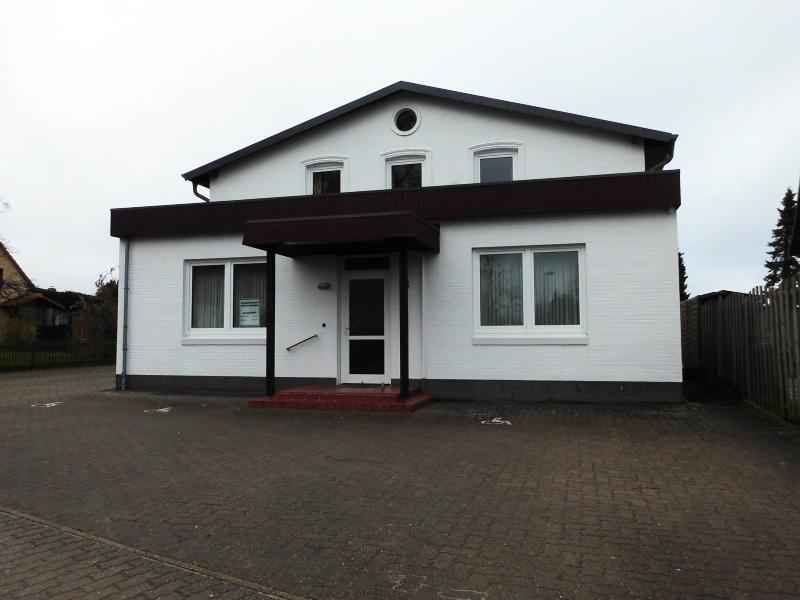 Mehlby - Königreichssaal - Jehovas Zeugen - Foto: Michaela Bielke (16.03.2014)