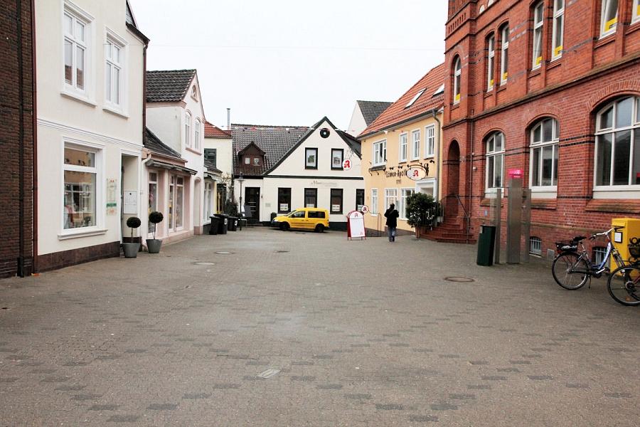 Poststraße - Foto: Eckhard Schmidt - Kappeln - © 2012