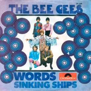 Words - Single-Cover 1968
