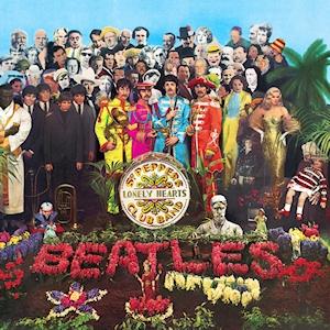 Sgt. Pepper - LP-Cover 1967