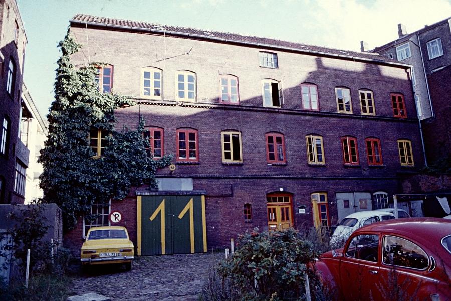 Kiel - Wohngemeinschaft Rathausstraße 11
