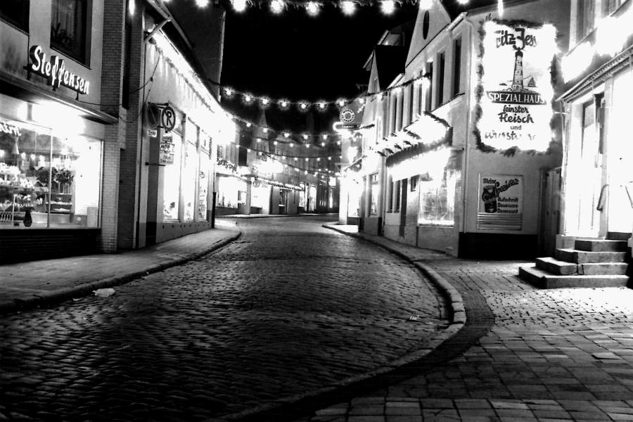 Kappeln - Schmiedestraße - 60er-Jahre
