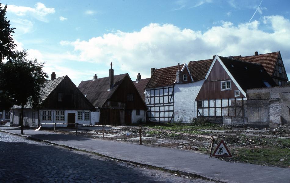 Kappeln - Dehnthof 14-16 - Foto: Fritz Reinhardt (10/1979)