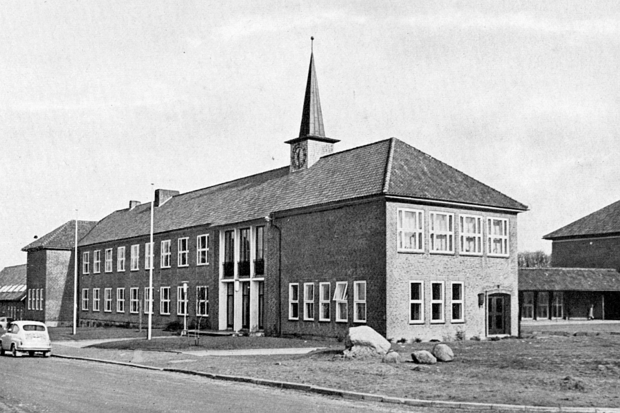 Kappeln - Mittelschule (1959)