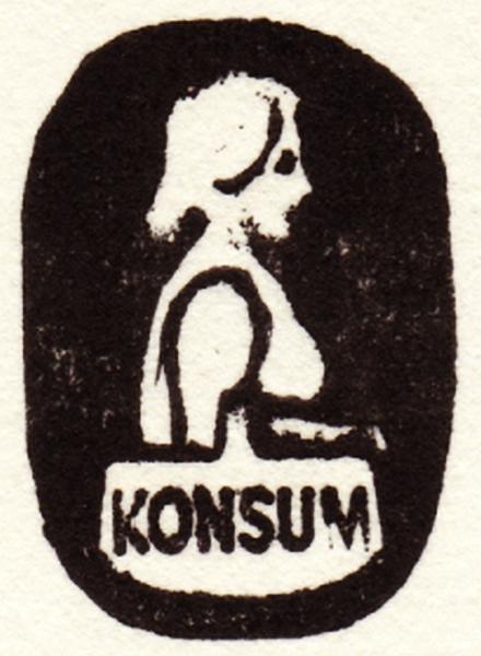 Konsum-Logo 1949