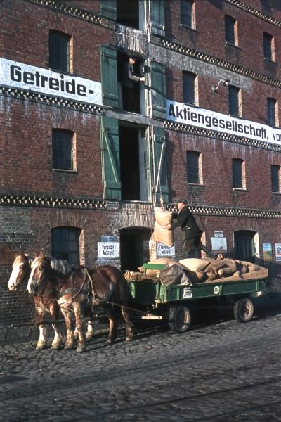 GAG-Speicher - Foto: Fritz Reinhardt (1957/58)