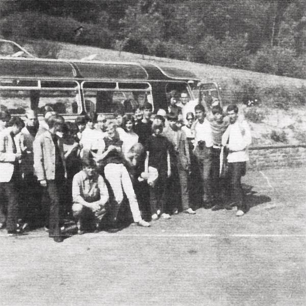 KHS - UII - Klassenfahrt 1967