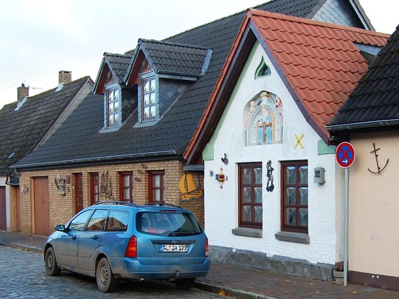 Kappeln - Prinzenstraße 38 - Foto: Ulli Erichsen (2012)