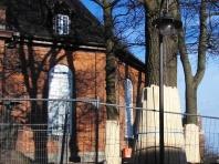 Kappeln - St. Nikolai-Kirche - Foto: Michaela Bielke (08.12.2015)