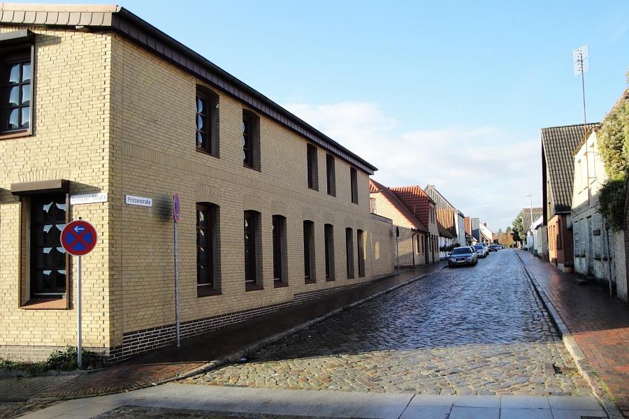 Kappeln - Prinzenstraße - Foto: Michaela Bielke (2012)