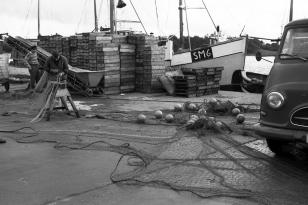 Kappeln - Fischereihafen (1968)