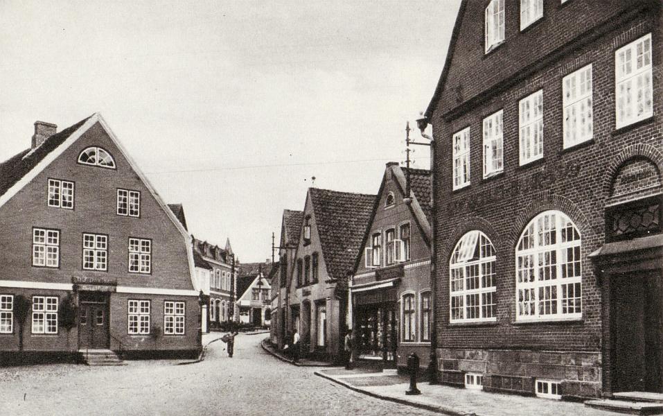 Kappeln - Rathausmarkt