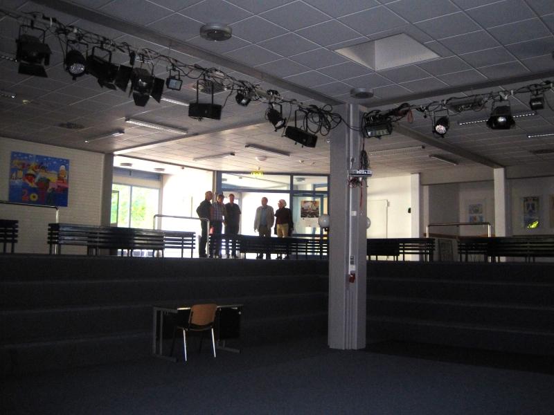 SZR-Treffen 2017 - KHS Hüholz - Aulahalle