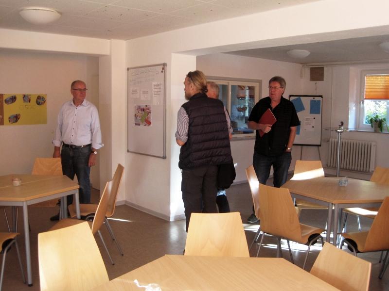 SZR-Treffen 2017 - Alte KHS - Handarbeit und Küche