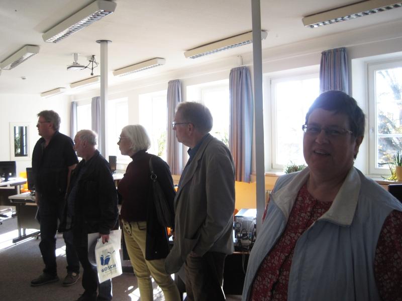 SZR-Treffen 2017 - Alte KHS - Biologieraum