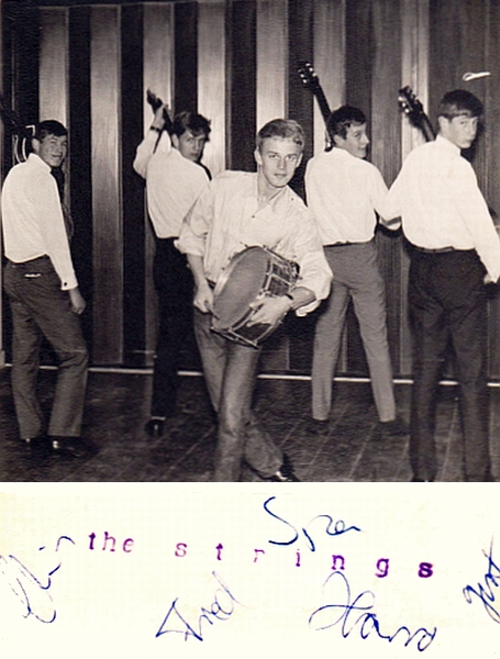 The Strings - Autogramm (1966)