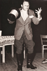 Klaus-Harms-Schule - Theater 1962