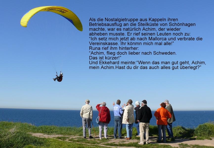 Betriebsausflug nach Schönhagen