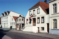 Kappeln - Schmiedestraße - Foto: Fritz Reinhardt (1976)