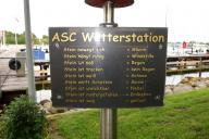 Kappeln - ASC Wetterstation - Foto: Eckehard Tebbe