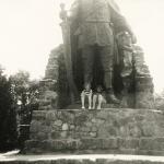 1968 - Bistensee -  beim Bismarck