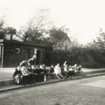 1968 - St. Peter-Ording - Tating