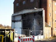 Kappeln - Südhafen - Foto: Michaela Fiering (14.02.2018)