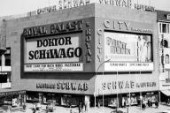 Berlin 1968 - Kaufhaus Schwab