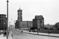 Ost-Berlin 1968 - Rotes Rathaus