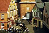 Kappeln - Rathausmarkt 7 - Schlachterei Begander (1981)
