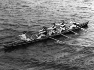 """SRV-D-Doppel-Vierer """"Max Roethig"""" von 1958"""