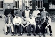Klaus-Harms-Schule - Jahrgang 1971 - Unterprima m 1969/70 - Foto von Nicolaus Schmidt
