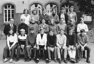 Klaus-Harms-Schule - Jahrgang 1971 - Obersekunda m 1968/69 - Foto von Holger Petersen