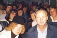 Klaus-Harms-Schule - Jahrgang 1977 - Untersekunda b 1973/74 - Foto von Heino Küster