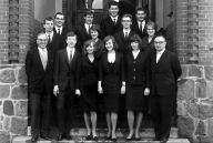 Klaus-Harms-Schule - Jahrgang 1965 - Abi-Foto - Bernhard Mantz