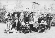 Klaus-Harms-Schule (1964/65) - Quinta b