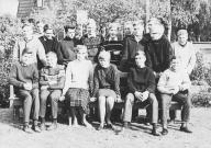 Klaus-Harms-Schule (1964/65) - Obertertia m