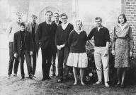 Klaus-Harms-Schule (1964/65) - Unterprima m