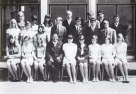 Realschule Kappeln - Abschlussjahrgang 1967 (Klasse 10a)