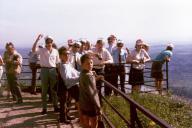 Realschule Kappeln - Deutschlandfahrt 1969 - Drachenfels
