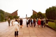 Realschule Kappeln - Deutschlandfahrt 1969 - Ostberlin