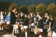 Kappeln - TSV-Spielmannszug - Foto: Walter Stöckel (1962)