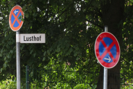 "Kappeln - ""Parklücke"" am Lusthof - Foto: Manfred Rakoschek (2012)"