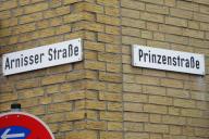 Kappeln - Arnisser Straße/Prinzenstraße - Foto: Michaela Bielke (2012)