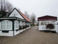 Arnis - Strandhalle - Foto: Michaela Bielke (2013)