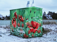Kappeln - Netzstation Sandbek - Foto: Michaela Bielke (2013)