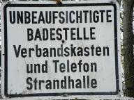 Arnis - Badestelle - Foto: Michaela Bielke (2012)