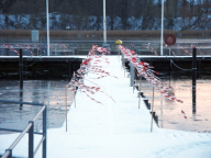 Kappeln - ASC-Seglerbrücke - Foto: Michaela Bielke (2013)