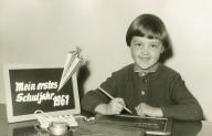 Erster Schultag 1961